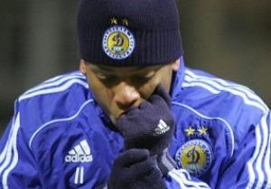 Сантос хочет вернуть из Динамо своего бывшего нападающего