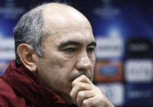Тренер Рубина: А вы сами попробуйте сыграть с Барселоной в открытый футбол