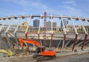 Стала известна дата начала монтажа крыши на НСК Олимпийский