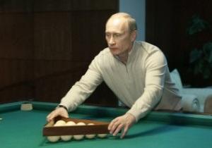 Путин тайно встречался с членами исполкома FIFA