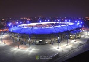 UEFA беспокоит стадион Металлиста
