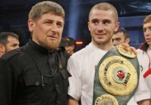 На очах у Кадирова і Кличко Байсангуров став Чемпіоном світу