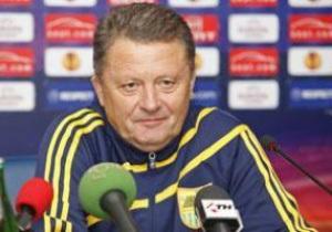 Маркевич поблагодарил игроков Металлиста за выход в 1/16 Лиги Европы