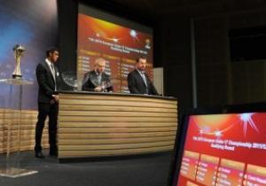 Евро-2012: Украинские сборные узнали соперников