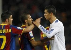 Классическое побоище: Барселона ставит на колени команду Моуриньо