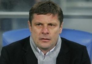 Олег Лужный: Для выступления в Лиге Чемпионов нам нужны более классные футболисты