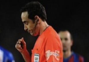 Плохая примета: Эль Классико рассудит нефартовый для Реала арбитр