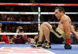 Фотогалерея: Без компромиссов. Маркес и Катсидис устроили рубку в ринге