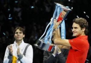 Федерер выиграл итоговый турнир года