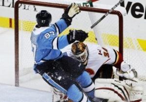 NHL: Хет-трик Кросби помог Питтсбургу переиграть Калгари