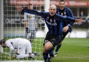 Серия А: Интер громит Парму, Рома проигрывает Палермо
