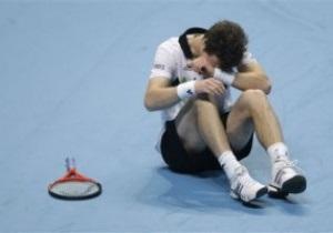 Мюррей в упорнейшем матче уступил Надалю дорогу в финал итогового турнира ATP