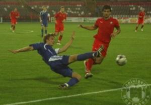 Ильичевец и Кривбасс завершили футбольный год ничьей