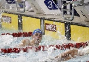 Украинец завоевал медаль на ЧЕ по плаванию на короткой воде