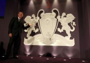 Представлена новая эмблема финала Лиги Чемпионов