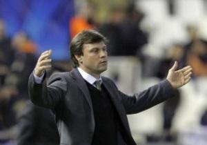 Тренер Бурсаспора вызвал шквал критики на себя