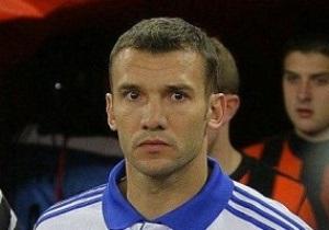 Шевченко точно не сыграет с Севастополем