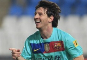 В Барселоне растет новый Месси