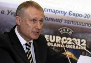 ФФУ опровергает информацию о назначении Липпи наставником сборной Украины