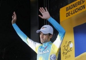 Испанские мясники пожалуются на победителя Тур де Франс