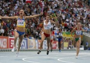 Украина намерена провести Чемпионат Европы-2014 по легкой атлетике