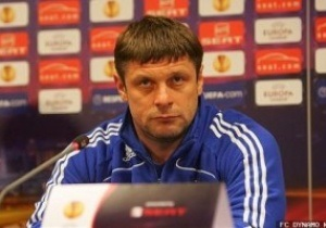 Лужный: Андре будет играть в основе, когда будет соответствовать уровню Динамо