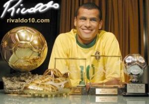 Знаменитый бразилец Ривалдо еще намерен поиграть в своем собственном клубе