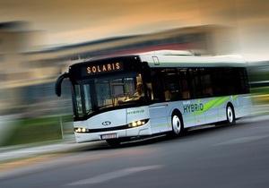 Ъ: Польская компания может начать сборку автобусов в Харькове