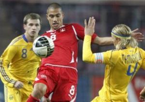 Швейцария - Украина. Разбор полетов