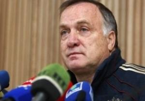 Наставник сборной России назвал неудачную игру с бельгийцами интересной и полезной