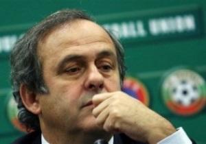 Платини: Итальянский футбол уже не лучший в Европе