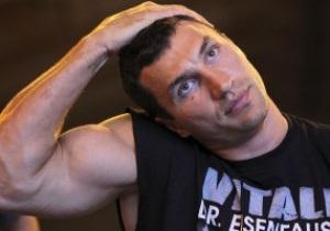 Владимир Кличко: Я устал от вранья Хэя