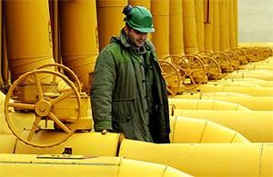 Газпром снизил прогноз добычи газа  в 2010 году из-за падения спроса