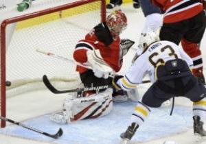 NHL: Баффало добывает тяжелую победу над Нью-Джерси