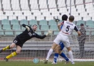 Кубок Украины: Лаштувка выводит Днепр в полуфинал