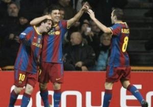Барселона стала клубом десятилетия в Испании