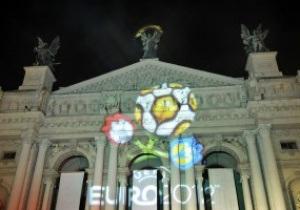 Львов первым в Украине увидит талисманы Евро-2012