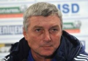 Тренер Ильичевца: Ребята тактически отработали сегодня на все сто