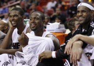NBA: Майами сильнее Нью-Джерси, Шарлотт дома уступили Орландо