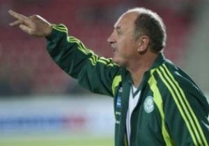 Сколари еще намерен потренировать сборную Бразилии