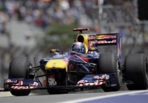 Гран-при Бразилии: Пилоты Red Bull уверенно выиграли вторую практику