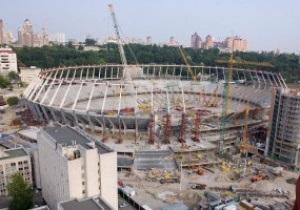 В UEFA гордятся НСК Олимпийский