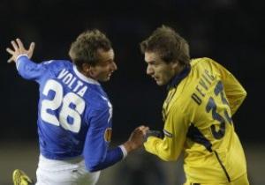 Лига Европы: Металлист увозит важную ничью из Генуи