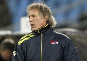 Тренер АЗ: Поздравляю киевлян с такими болельщиками