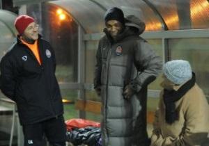 Фернандиньо готовился к Арсеналу вместе с командой