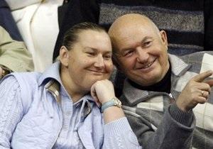 Жена Лужкова заявила ,что не будет продавать активы своей компании
