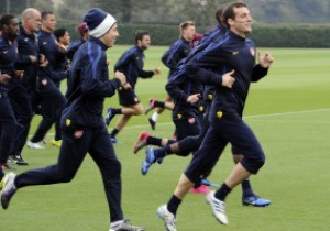 Арсенал отказался от тренировки в Донецке