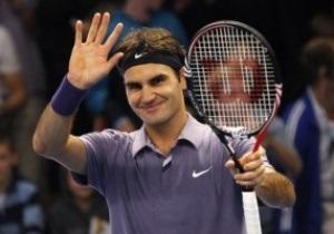 Первая ракетка Украины сразится с Федерером