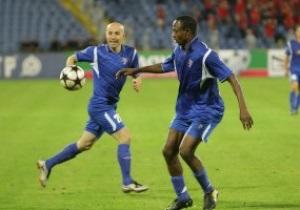 Таврия побеждает в первом крымском дерби