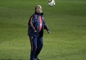 Дель Боске: Надеюсь, что Золотой мяч выиграет испанский футболист